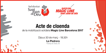 Finalización de la Magic Line Barcelona 2017