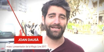 Testimonios Magic Line - Joan Dausà con CLAMS