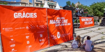 Acto de clausura Magic Line Mallorca 2017